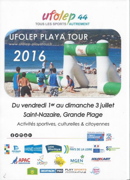 UFOLEP 2016